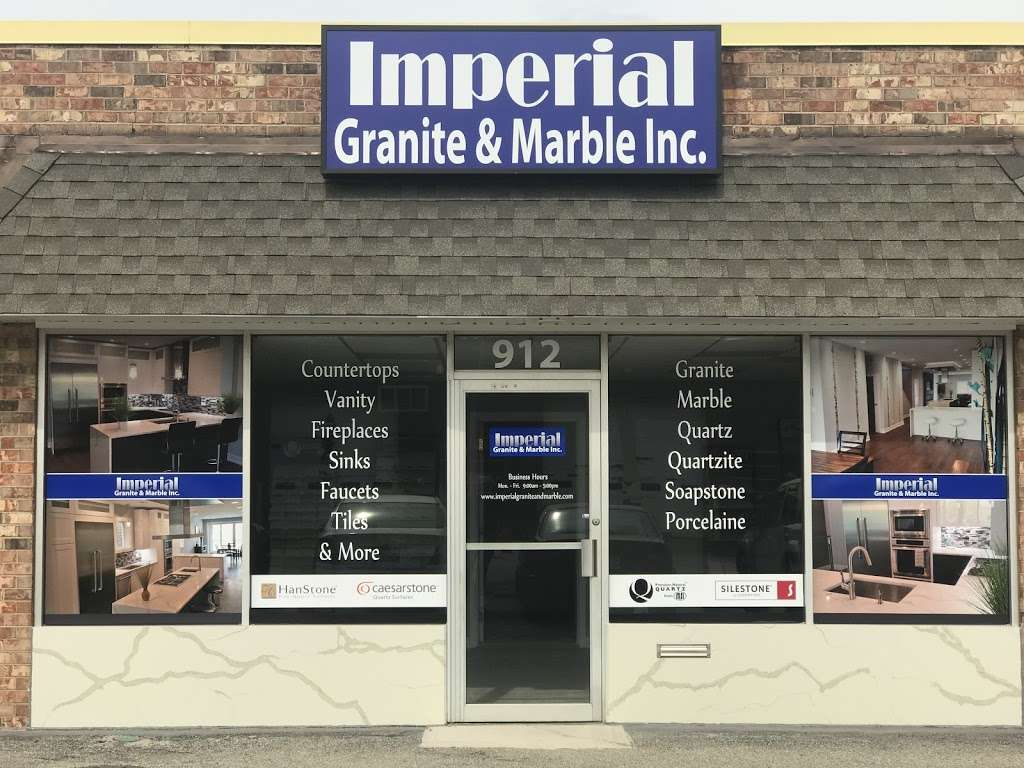 Imperial Granite And Marble Inc 912 Morse Ave Schaumburg Il 60193 Usa