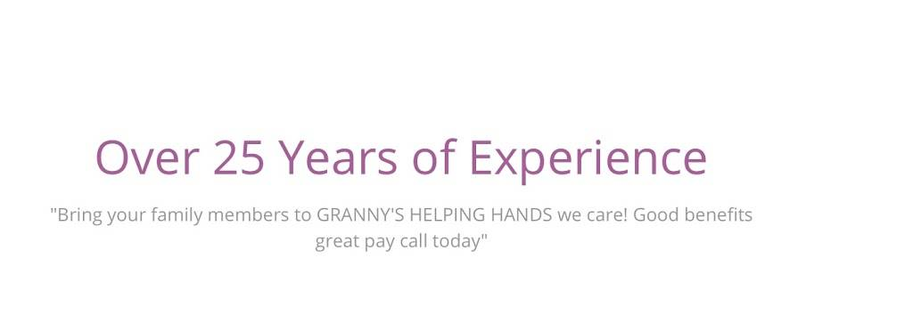 Granny's Helping Hands Pa, Inc., 520 E Baltimore Ave ...