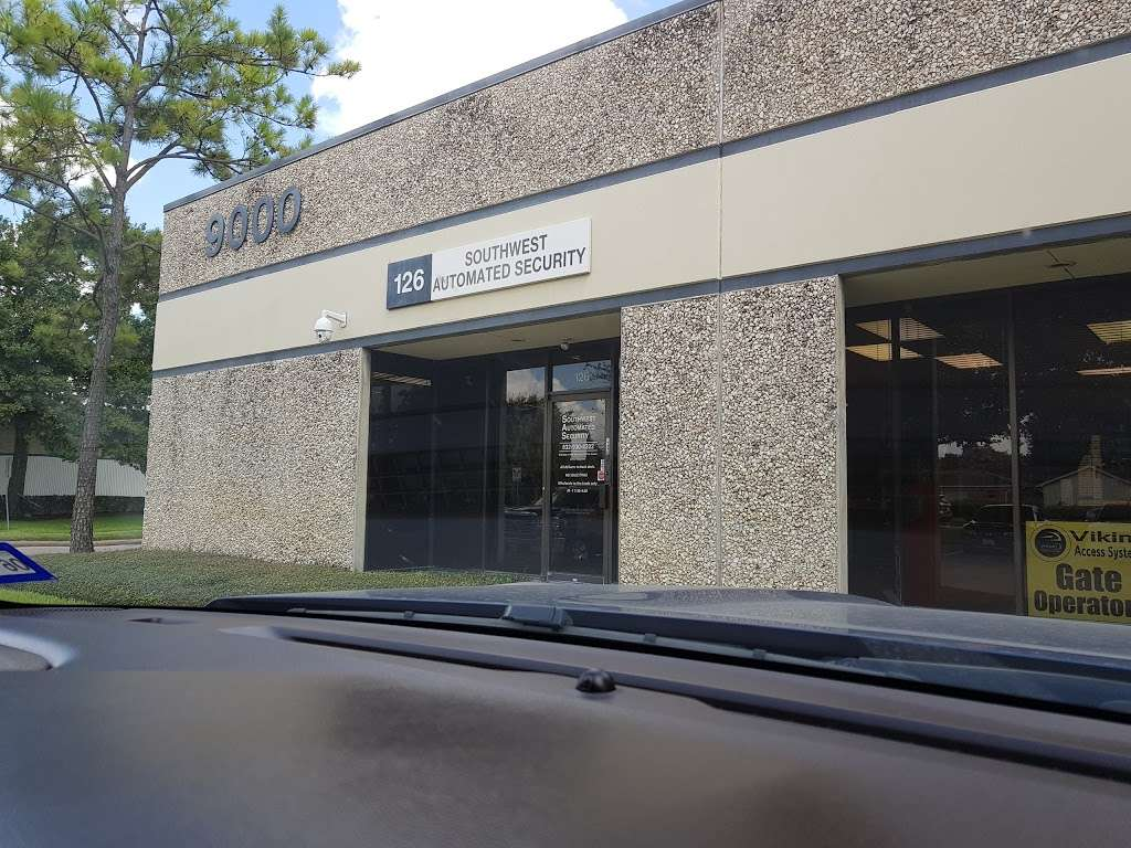 The Security Store Houston Southwest Automated Security - Store | 9000 Clay Rd
