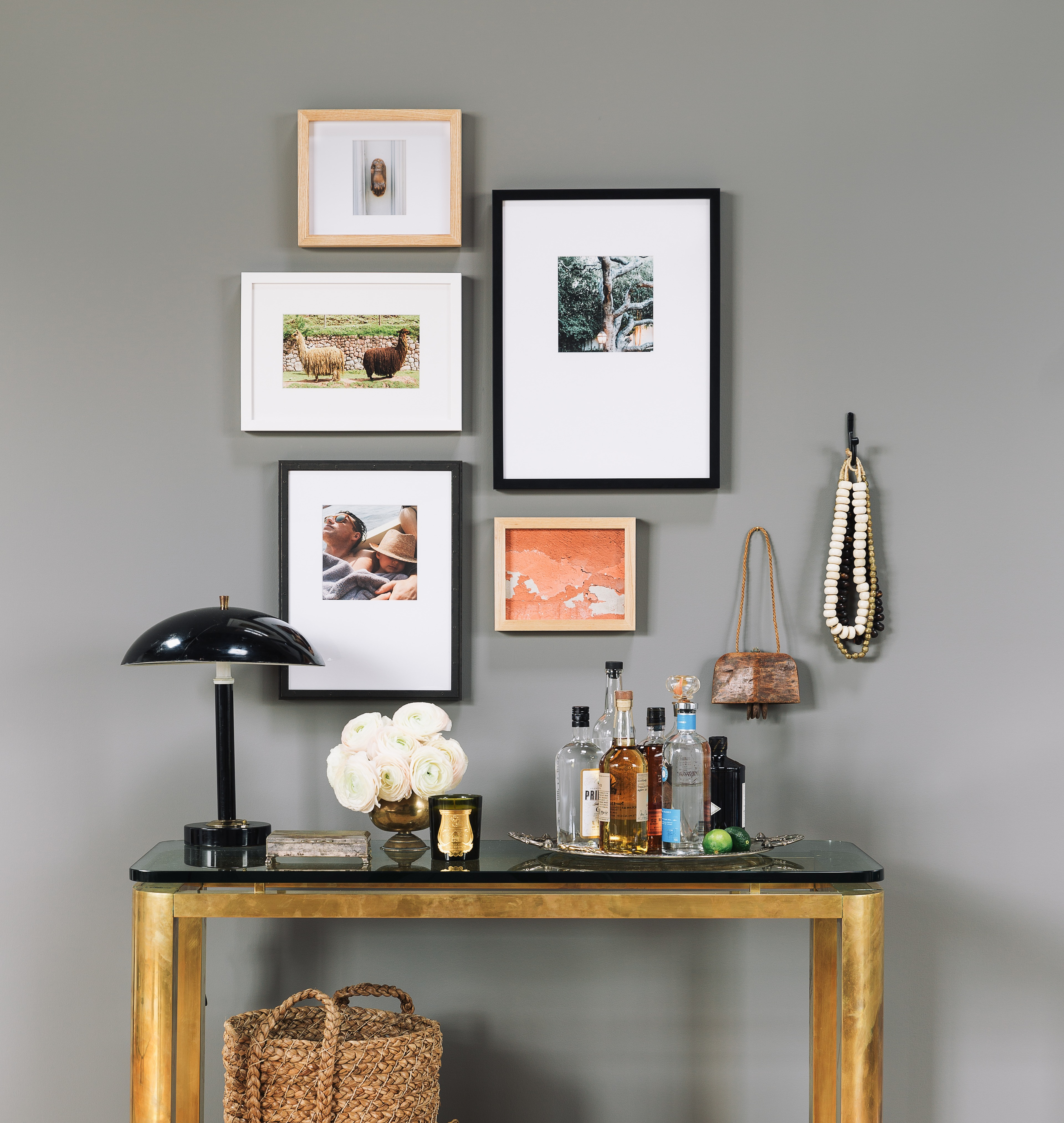 Photo Gallery Of How To Choose Photos For Your Gallery Wall