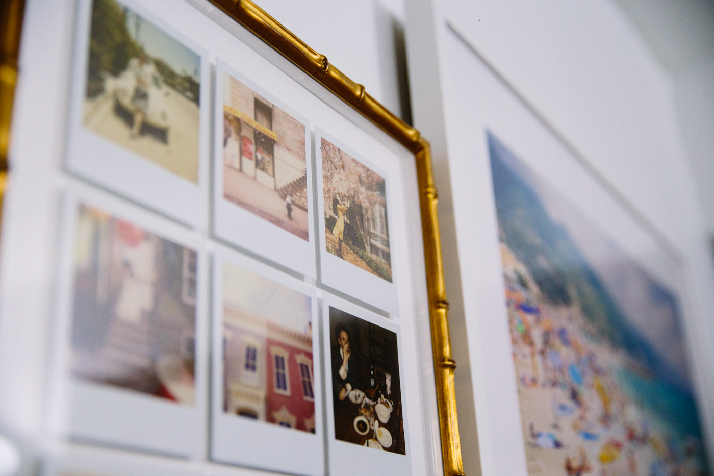 How To Frame Pictures How To Frame A Polaroid Framebridge