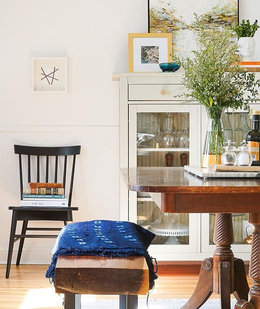 Dark Wood Furniture 5 Ways To Mix Woods In Your Home