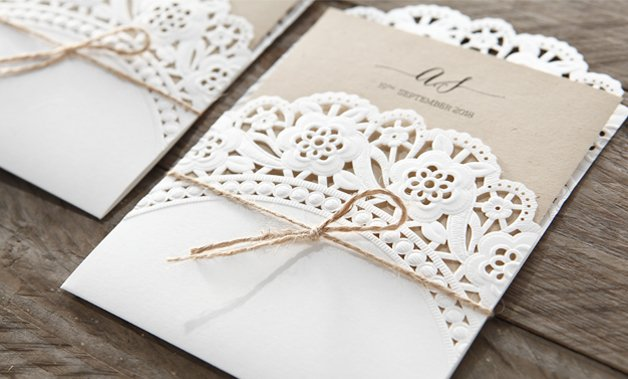 Wedding Invitations Online Laser Cut Invites Cards