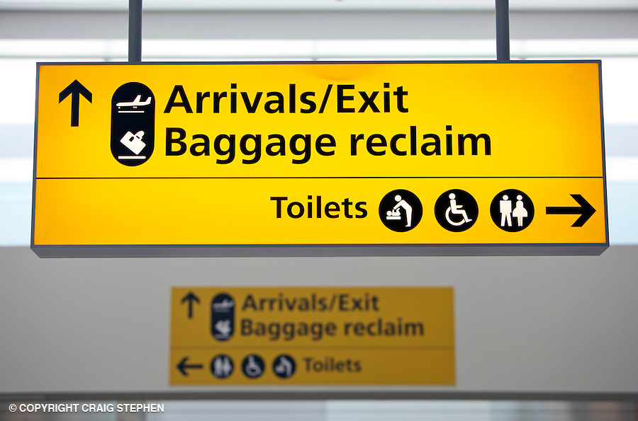 Airport-signagejpg (900×595) Wayfinding Pinterest Signage - exit interview form