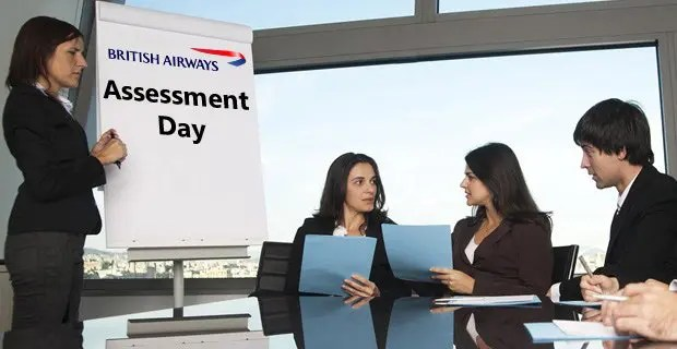 BA Cabin Crew Assessment Day uncovered! Cabin Crew Wings