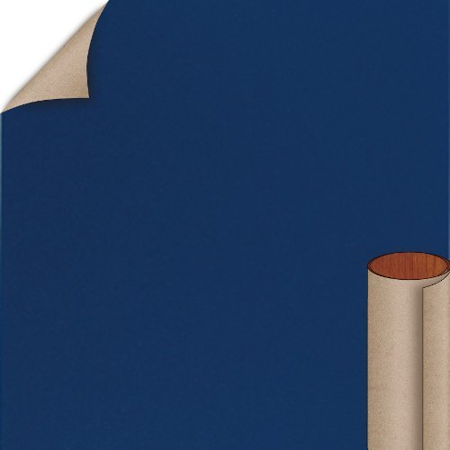 Laminat Blau Nevamar Regimental Blue Textured Finish 4 Ft. X 8 Ft