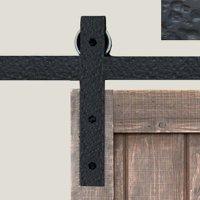 Acorn Manufacturing Basic Barn Door Rolling Hardware Rough