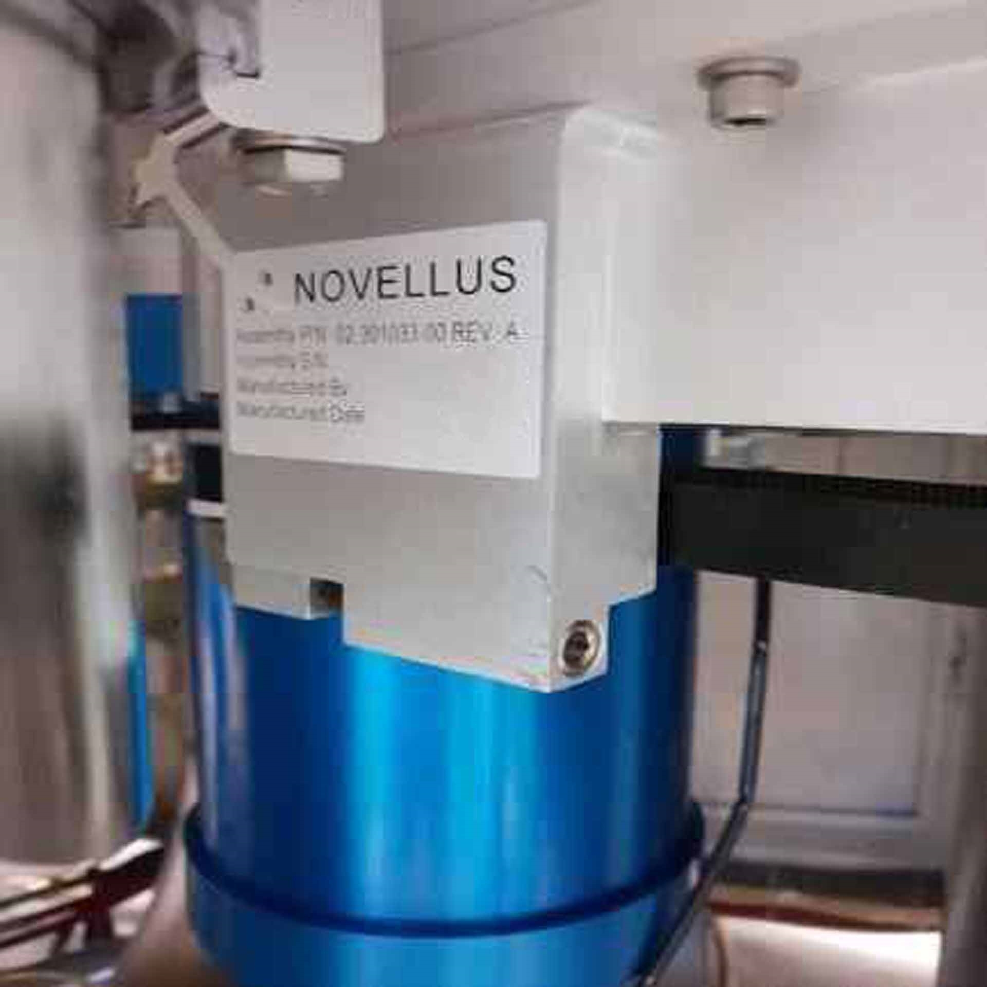 Gamma Close In Boiler Novellus Lam Gamma 2130 Xpr Used For Sale Price 9226987 2006