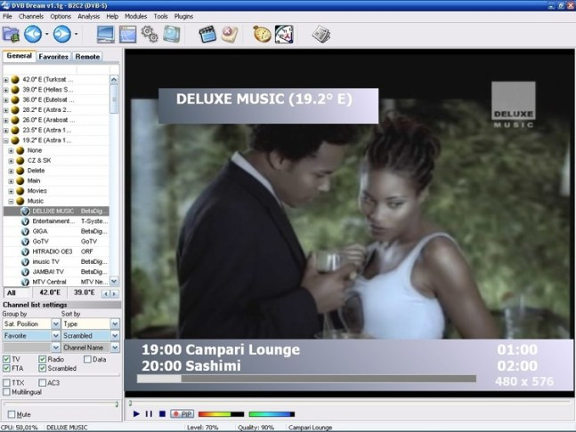 DVB Dream 3.5 Crack Full Version Free Download