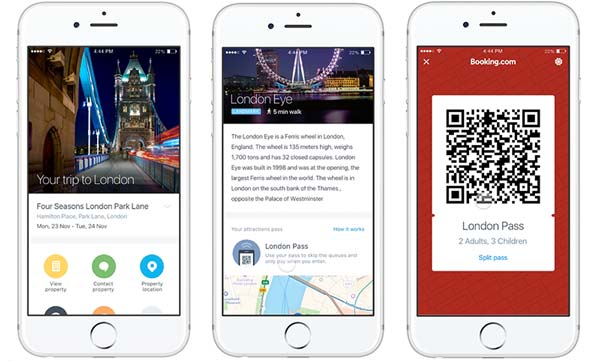 Booking launches new experiences app Canstar - booking app