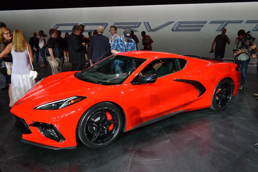 c8 corvette expected horsepower