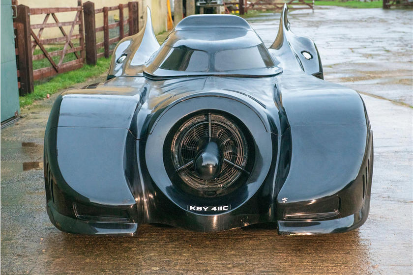 Replica Möbel Legal This Insanely Cool Batmobile Replica Is Road Legal | Carbuzz