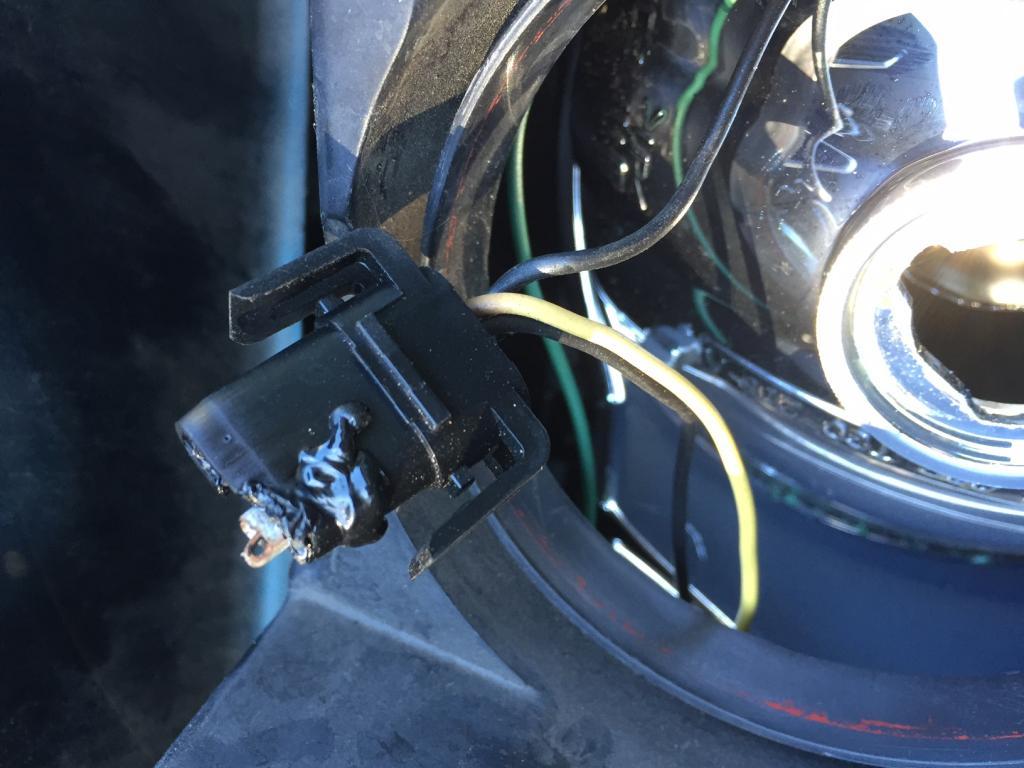 g6 headlight wiring harness