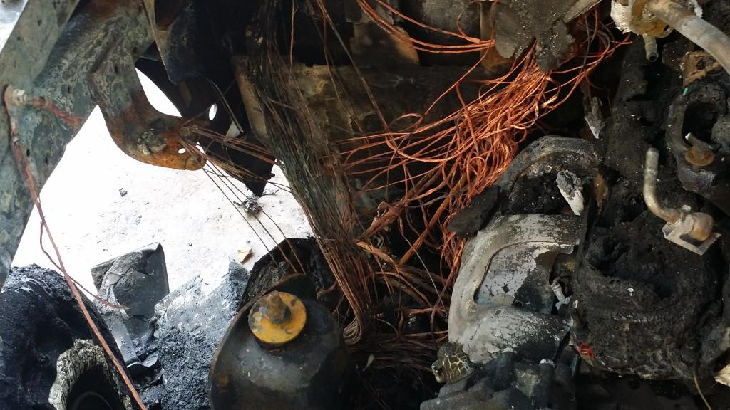 2008 Jeep Wrangler Fire In Wiring Harness/Fuse Box 4 Complaints