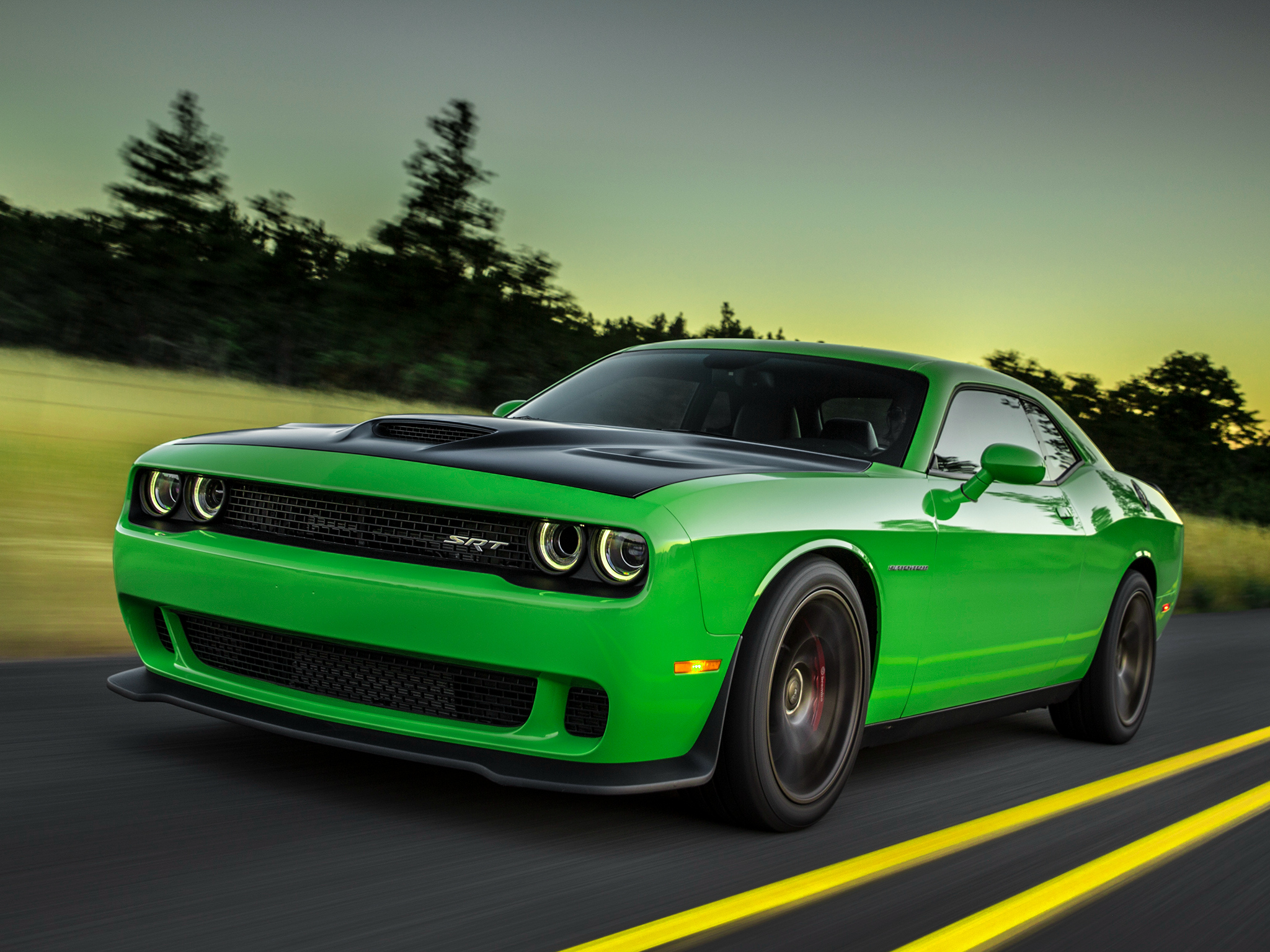 Classic Muscle Cars Hd Wallpapers News Dodge Teases More Insane Challenger Demon