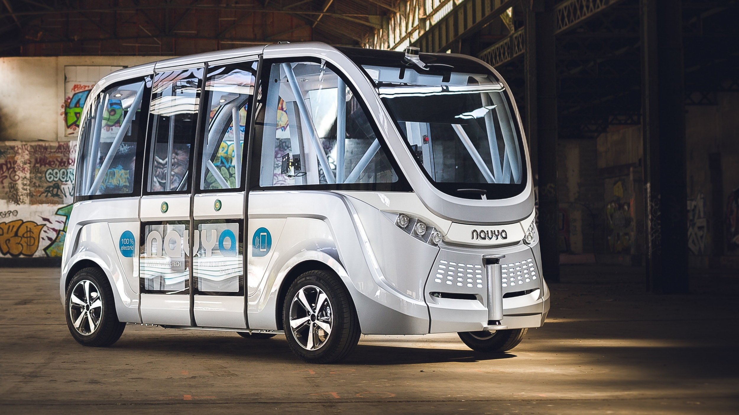 Shuttle With Car Seat News Navya Driverless Shuttle Begins Service In Victoria