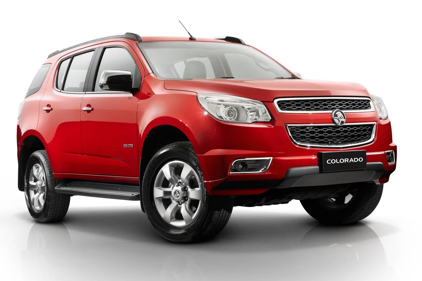 Mahindra And Mahindra Cars Wallpapers News Holden Launches Colorado 7 Suv