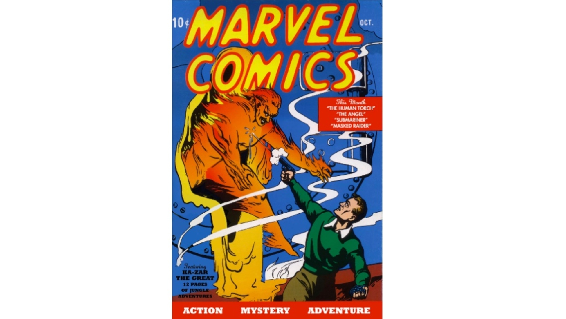 Catawiki Strips Top 10 Most Expensive Us Comic Books Catawiki