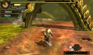Monster Hunter 4 Ultimate (3Ds) Review - 2015-02-26 14:26:26