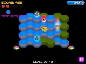Q*Bert Rebooted (PS4) Review - 2015-02-26 13:41:03