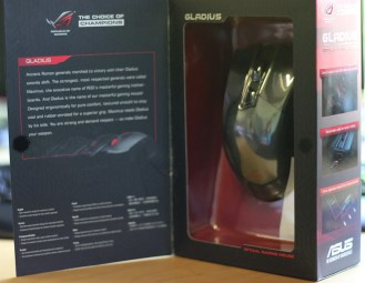 ASUS Gladius Mouse (Hardware) Review 1