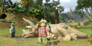 LEGO Jurassic World (PS4) Review 3