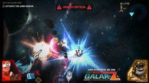 GALAK-Z: The Dimensional (PS4) Review - 2015-08-10 13:04:17