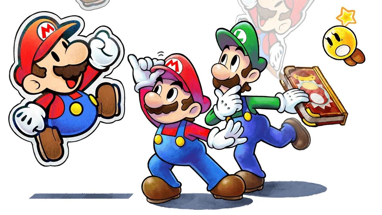 Mario And Luigi Paper Jam 3ds Review