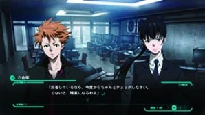 Psycho Pass Mandatory Happiness Comes to the West 2