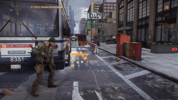 Tom Clancy's The Division (PC) Review 8