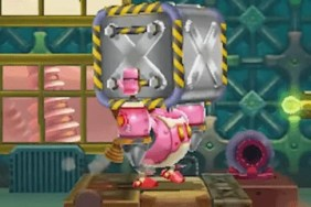 Kirby: Planet Robobot (3DS) Review 3