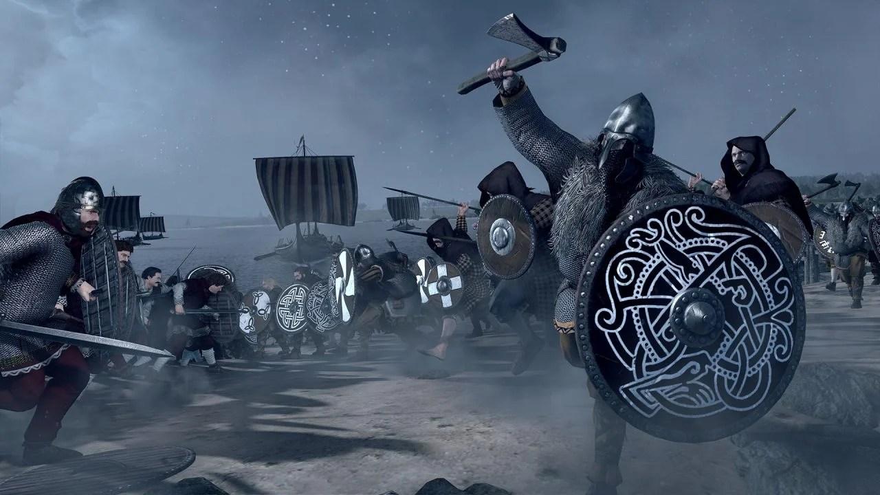 3d Wallpaper Under The Sea Total War Saga Thrones Of Britannia Review Cgmagazine