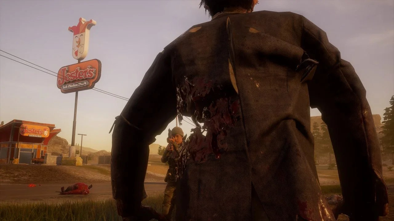 Microsoft Fall Wallpaper State Of Decay 2 Xbox One Review Another Rushed Xbox
