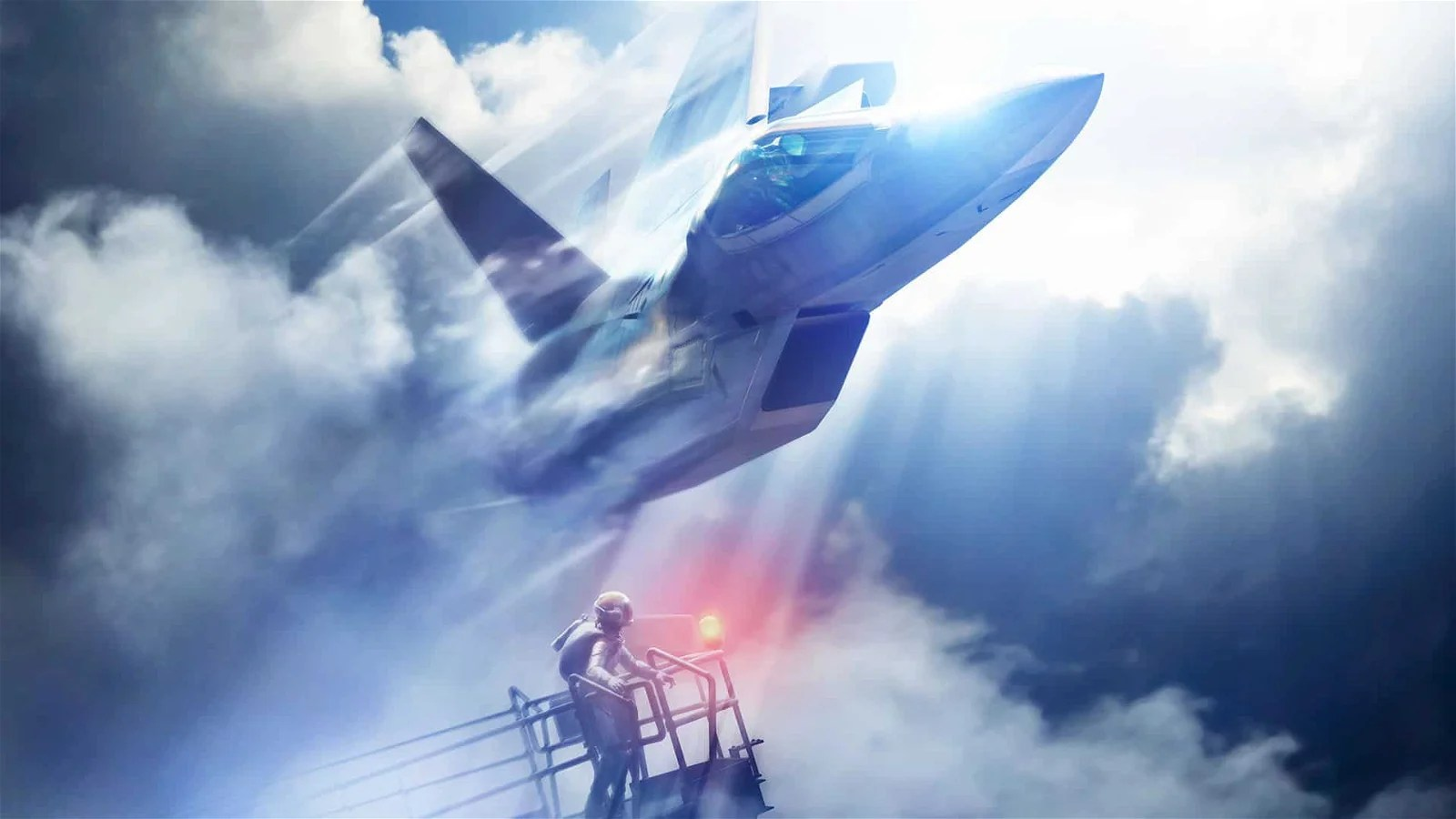 Arsenal Live Wallpaper Hd Ace Combat 7 Skies Unknown Ps4 Review Cgmagazine