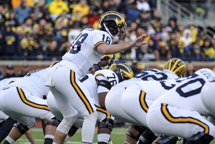 Post-Spring Michigan Football Depth Chart Projections