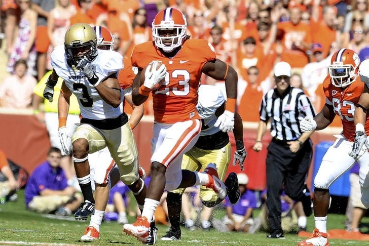 Clemson Tigers Offensive Depth Chart Analysis