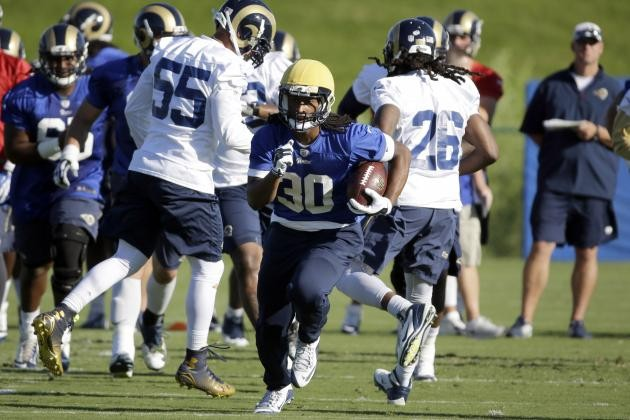 Los Angeles Rams Way-Too-Early 53-Man Roster and Depth Chart