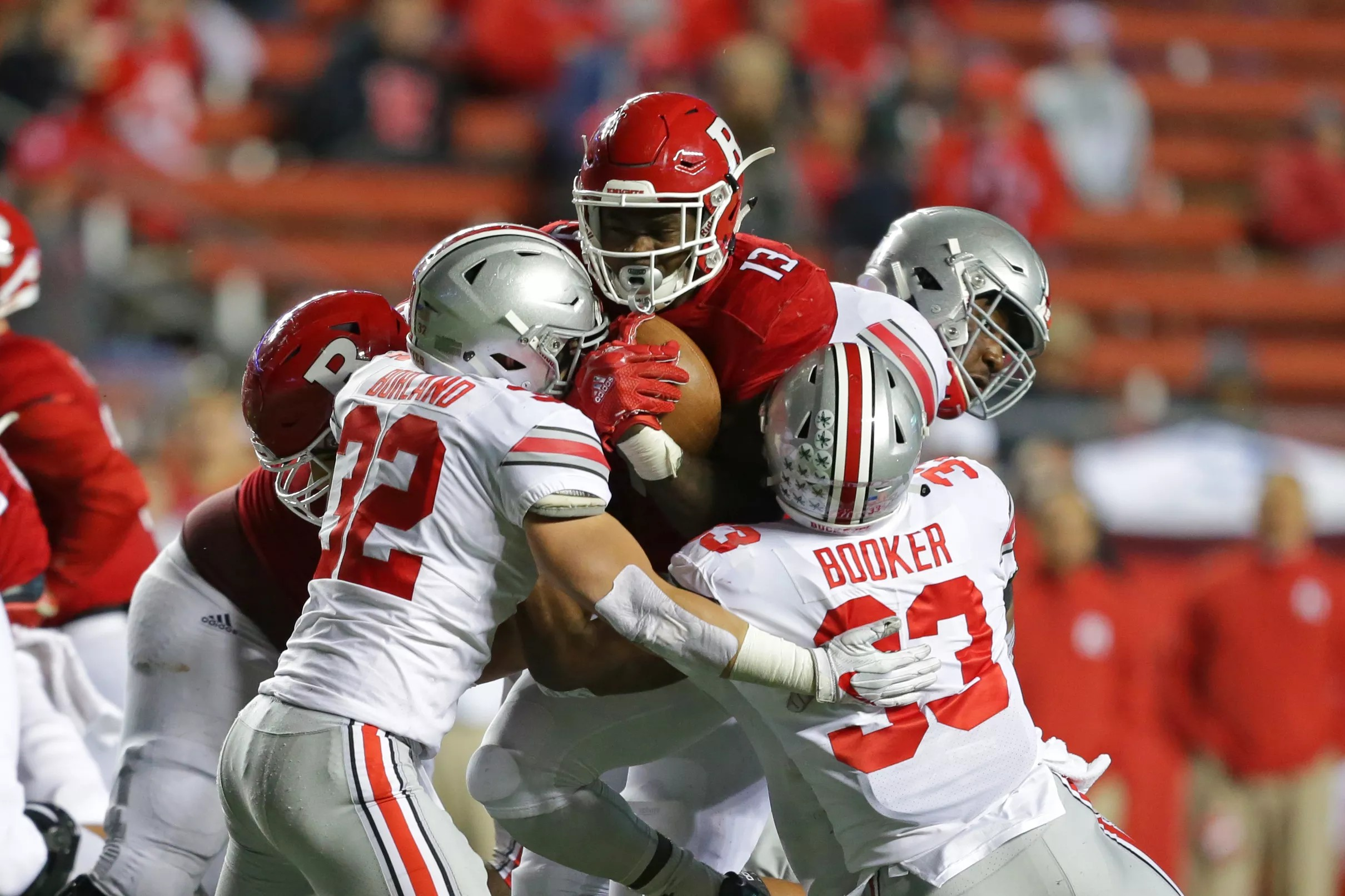 Ohio State Score Rutgers Looks To Score Points Against Ohio State This Year