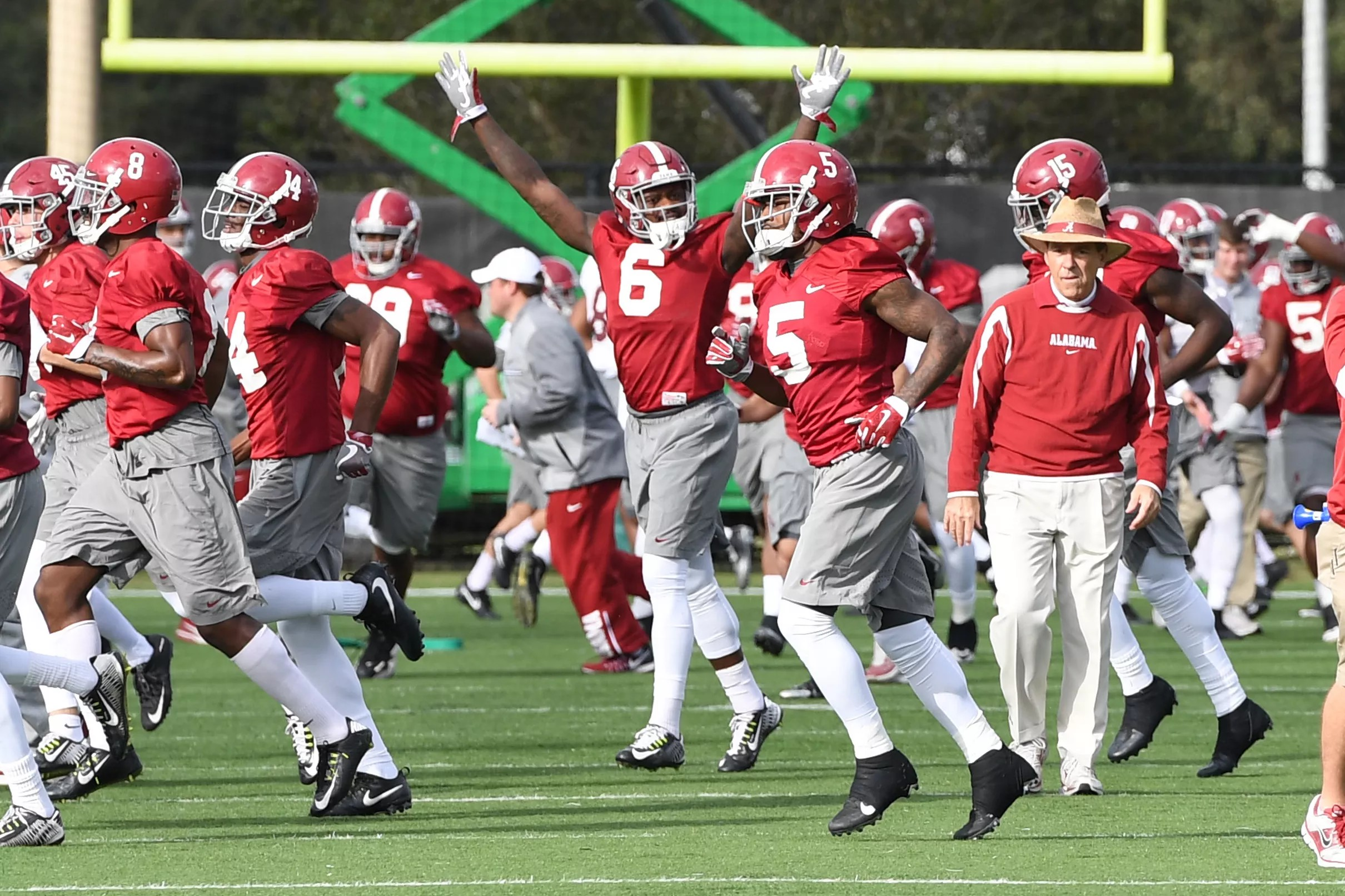 Alabama Football Roster Alabama Football Finds Its Way To An 85 Man Roster