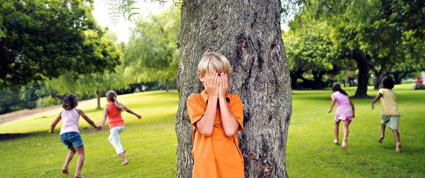 Hide And Seek Kids Summer Fun You Ll Never See Kids Doing Today Cheapism