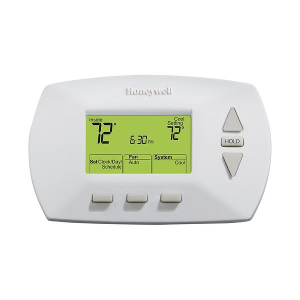 Honeywell Manual Thermostat Wiring - Wiring Solutions