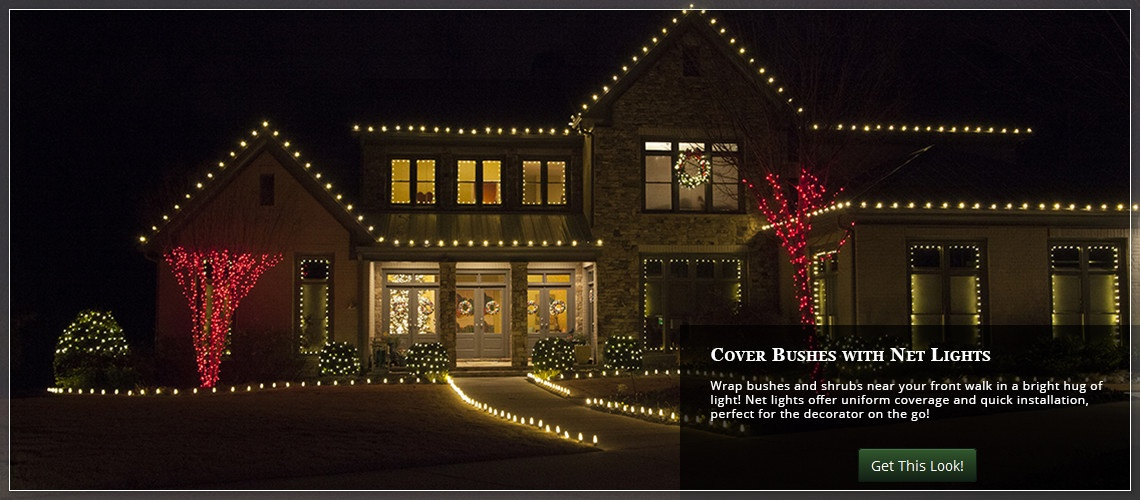 Outdoor Christmas Yard Decorating Ideas - outdoor christmas lights decorations