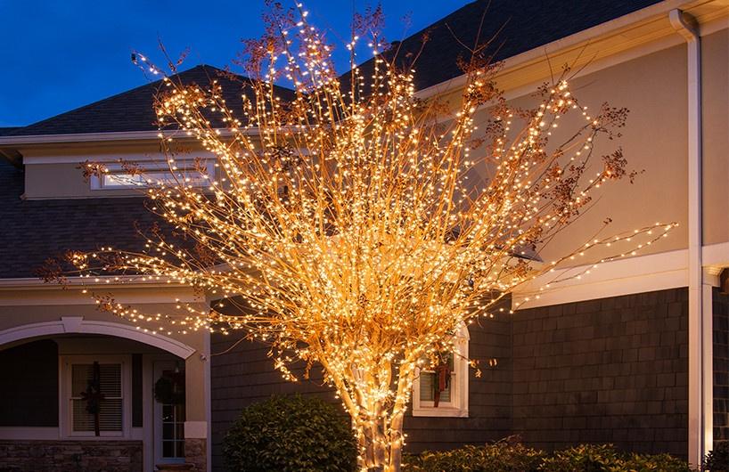 Outdoor Christmas Yard Decorating Ideas - lighted christmas yard decorations
