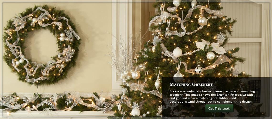 Christmas Mantel Ideas - christmas mantel decor