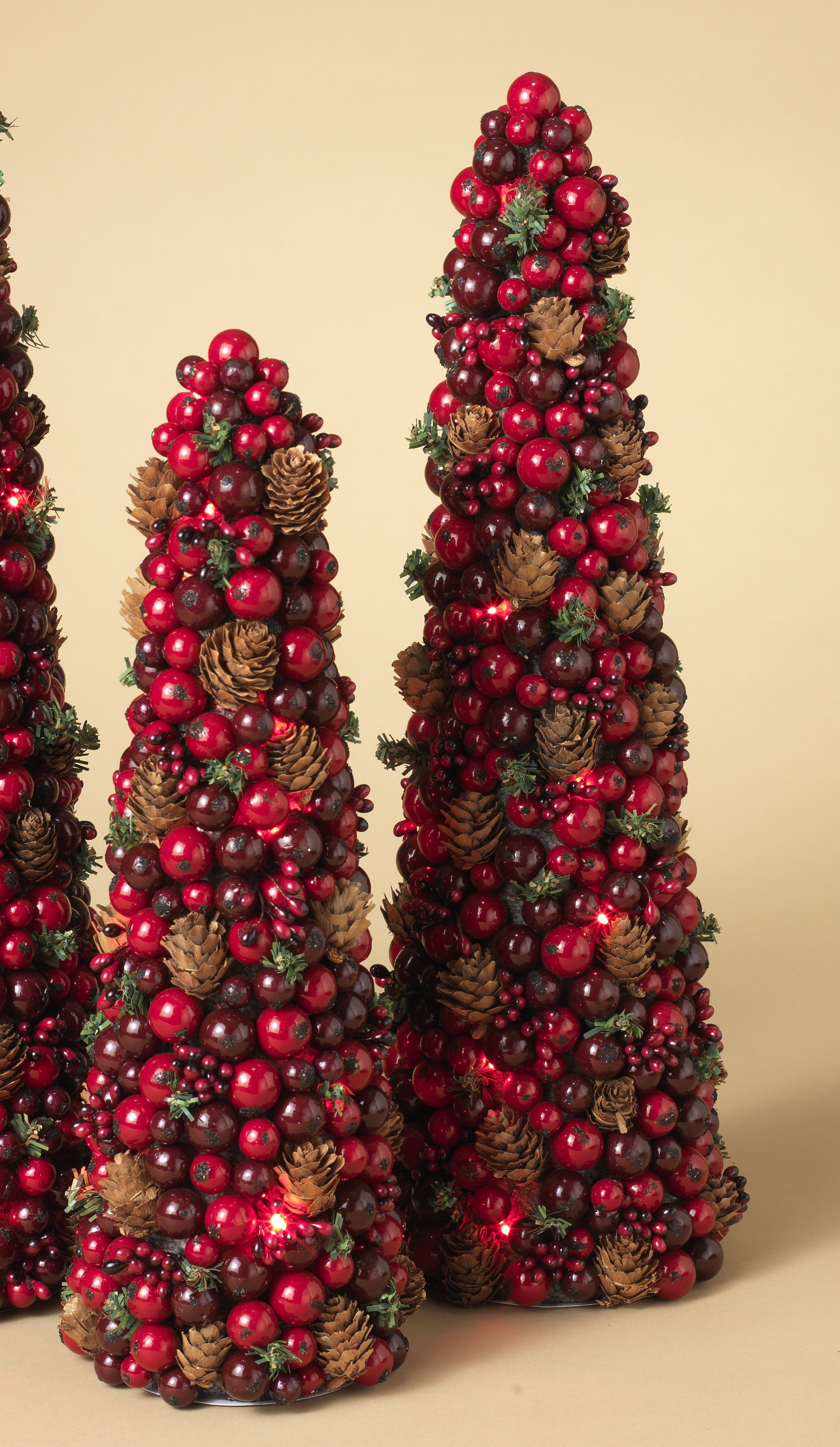 "Patio Lights Collectibles, Nativity Sets & Gifts - 18"" Medium Berry"