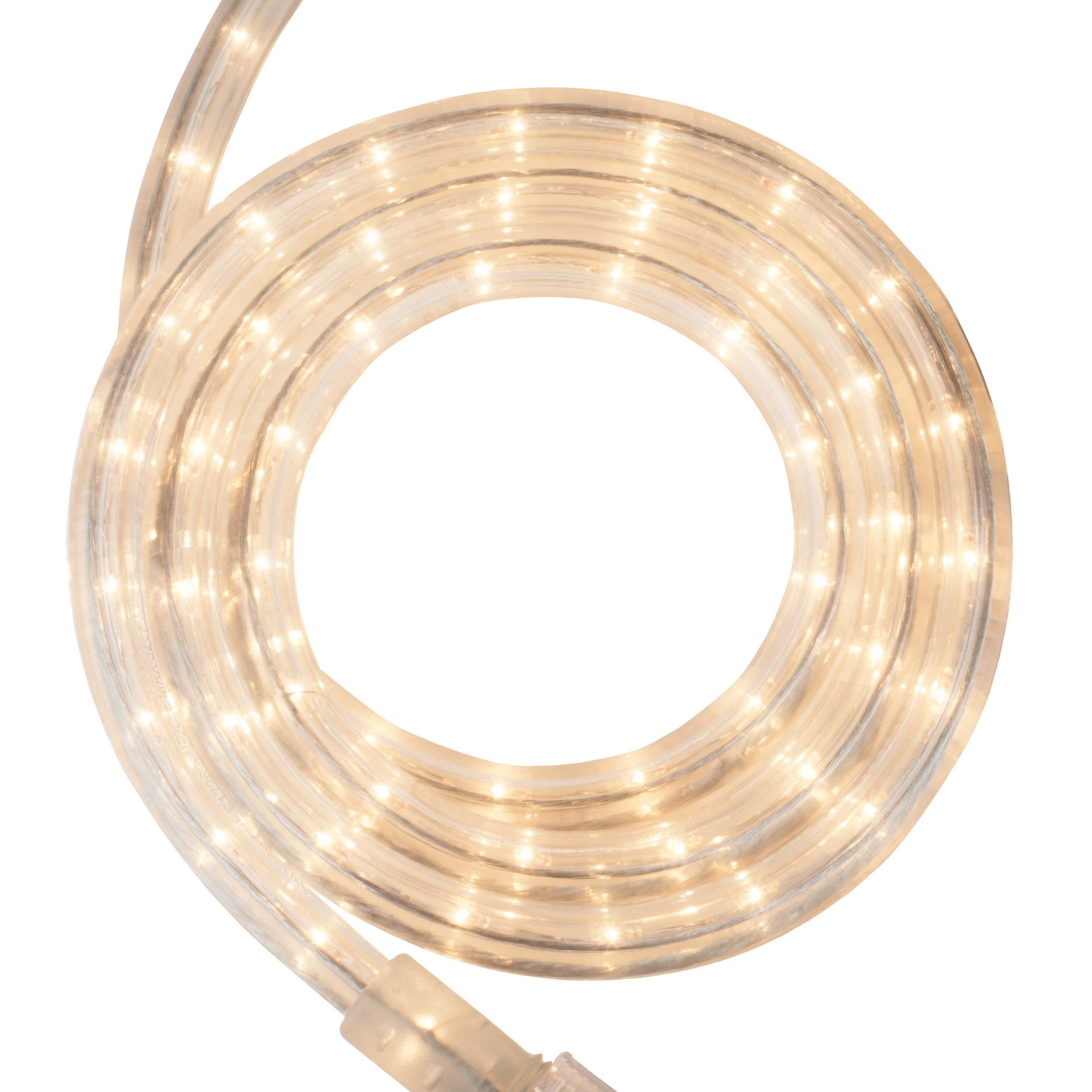 Rope Lights Rope Lighting 30 39 Clear Rope Light 120 Volt