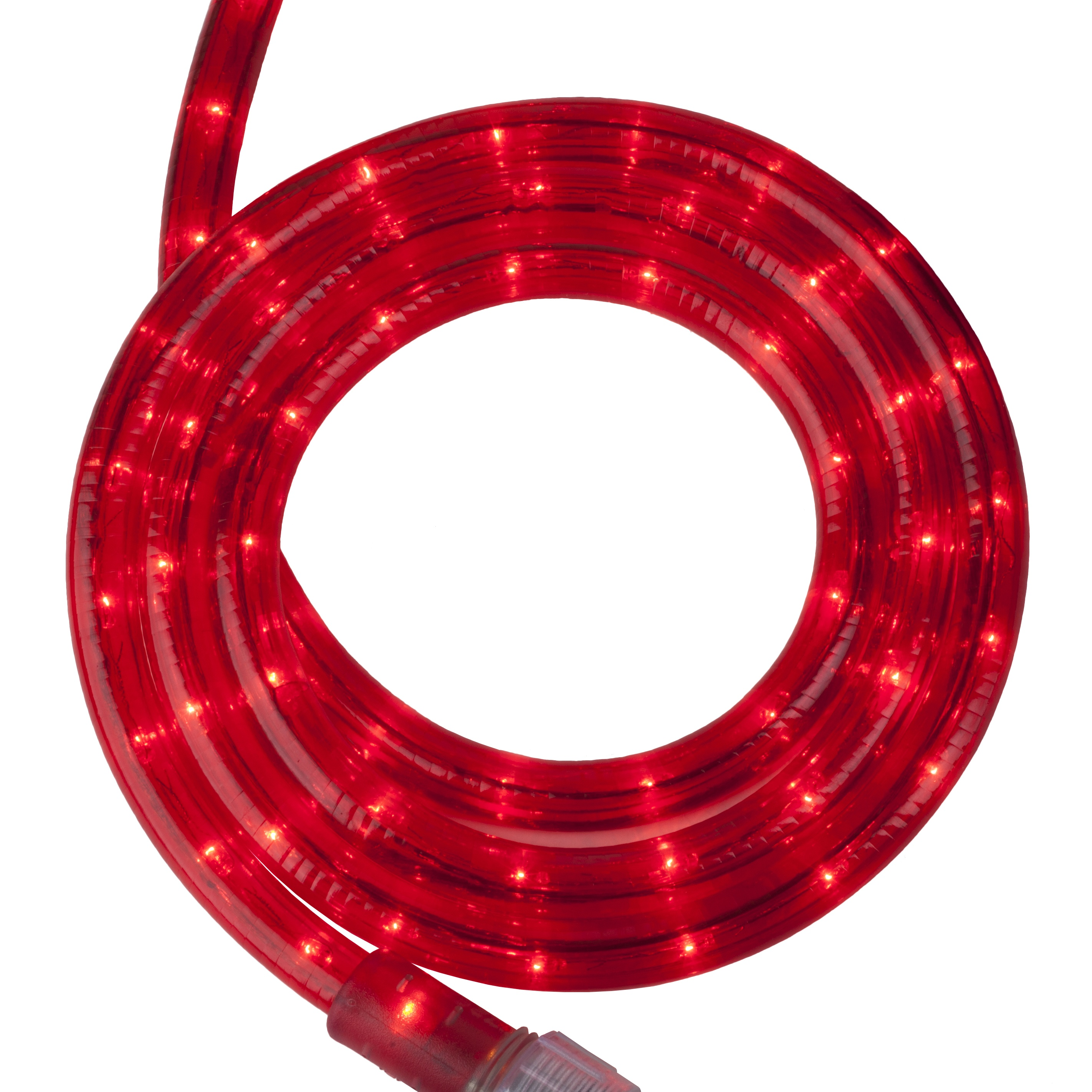 Rope Lights Rope Lighting 30 39 Red Rope Light 120 Volt