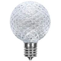 G50 Cool White OptiCore LED Globe Light Bulbs