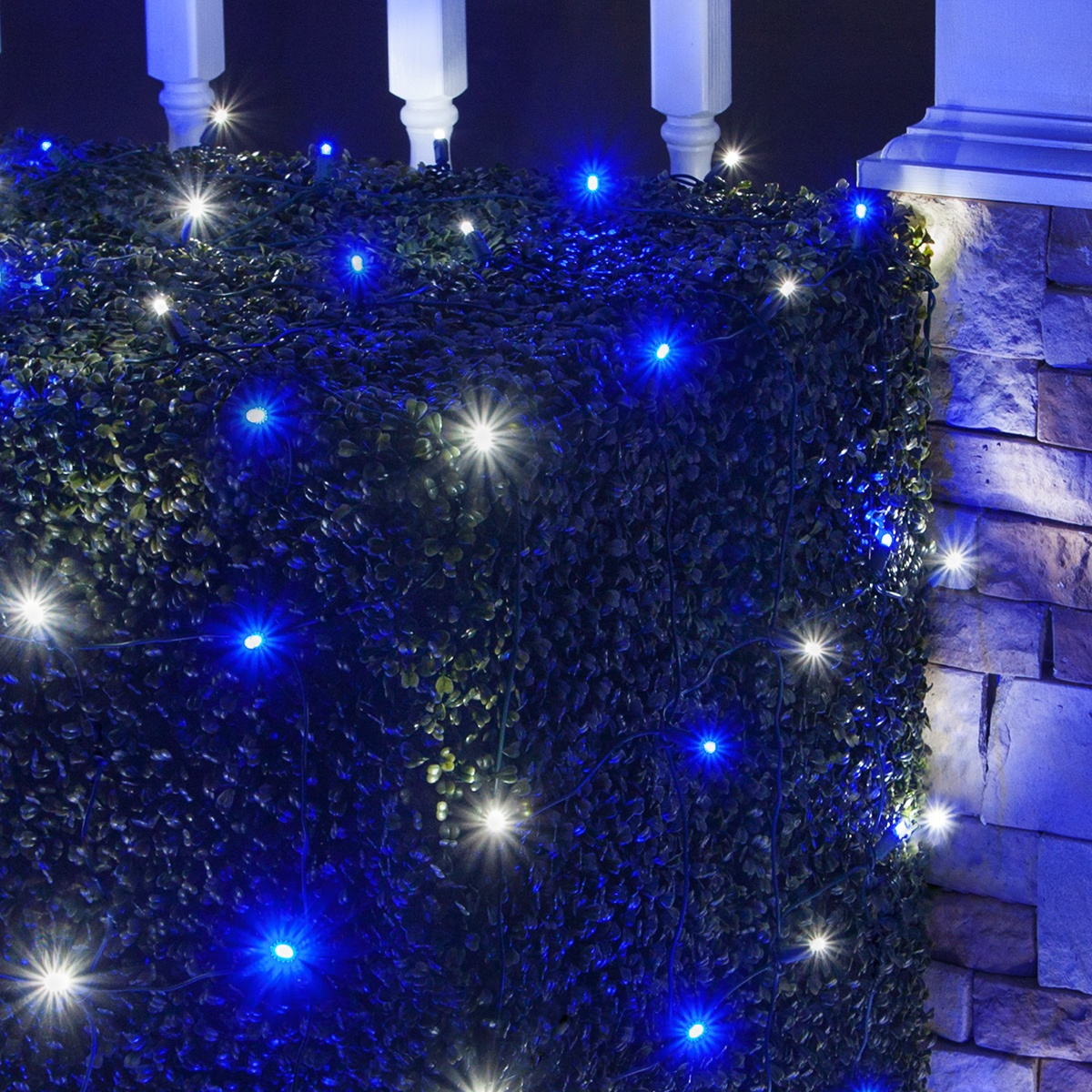 Christmas Led Lights Canada Net Lights And Tree Wraps
