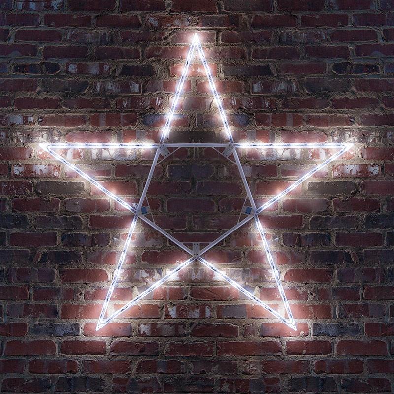 Snowflakes \ Stars - 45 - christmas star decorations
